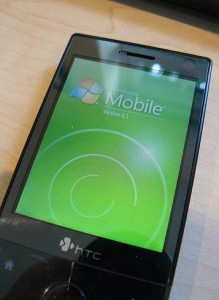 htc windows mobile
